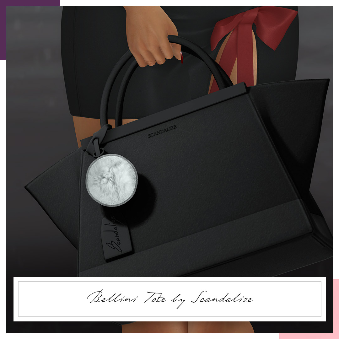 The Bellini Tote by SCANDALIZE
