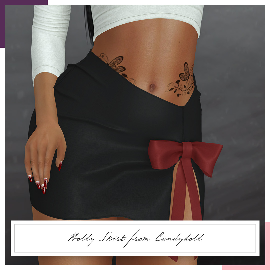 Holly Skirt from Candydoll