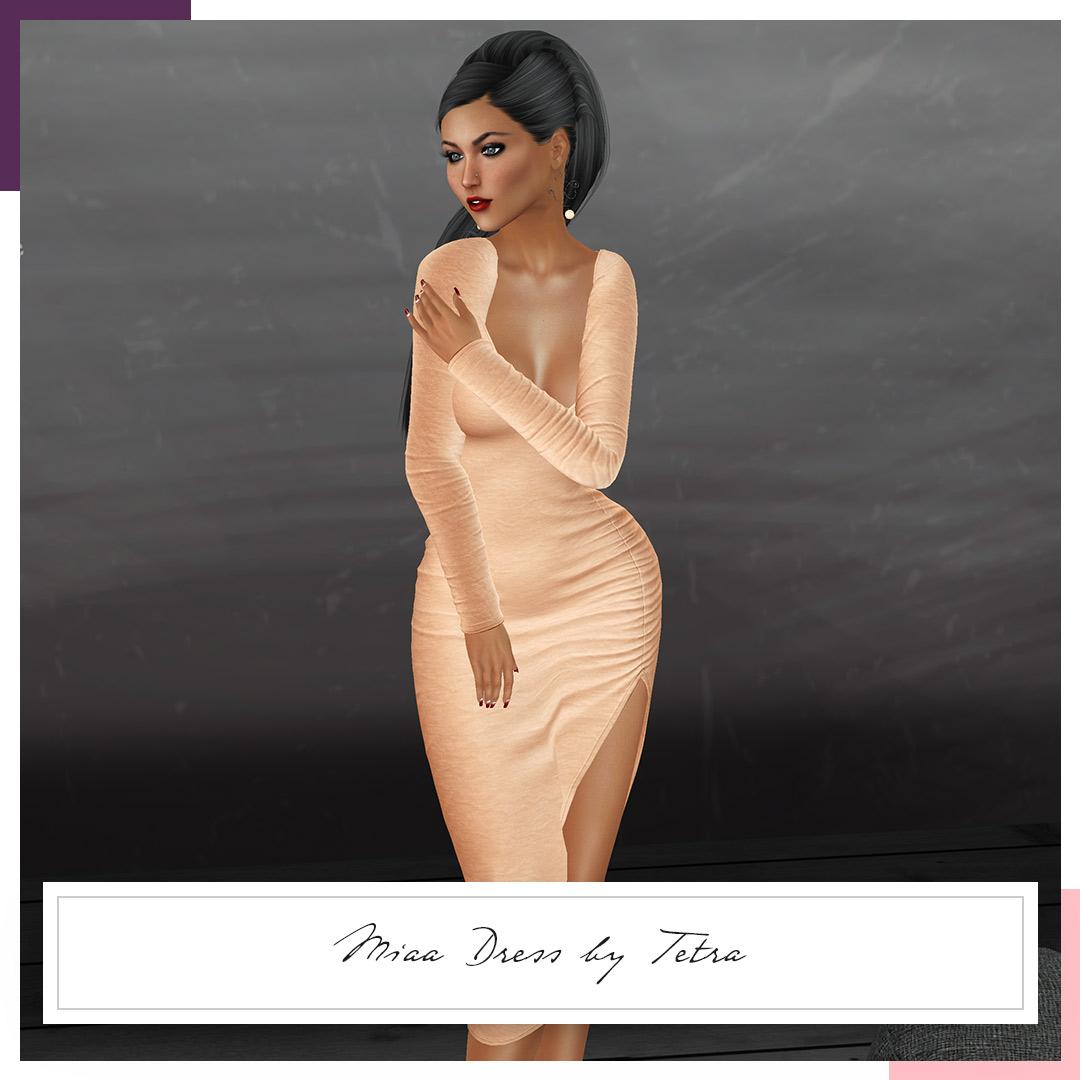 Miaa Dress by TETRA