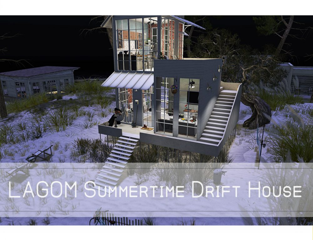 A new beach house