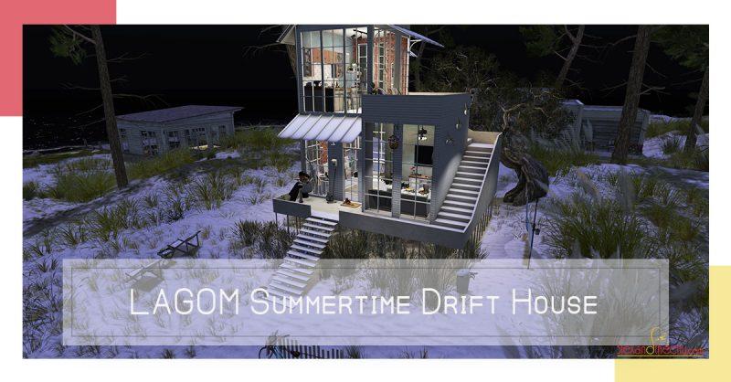 Second Life: A new beach house