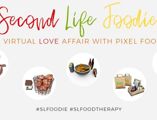 Second Life Food and Drinks Challenge #slfoodie