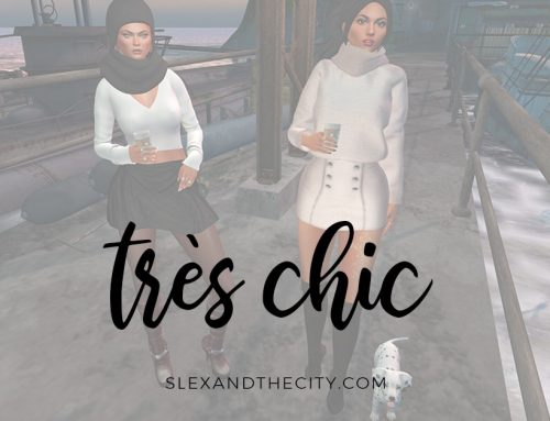 Très Chic January 2018