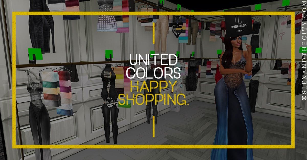 If you are looking for a gorgeous gown or some cute lingerie, drop by United Colors.
