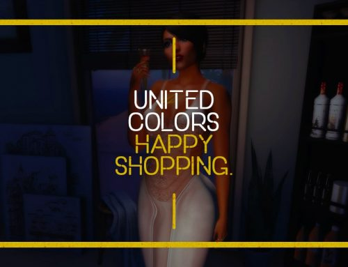 If you are looking for a gorgeous gown or a sexy dress, drop by United Colors.