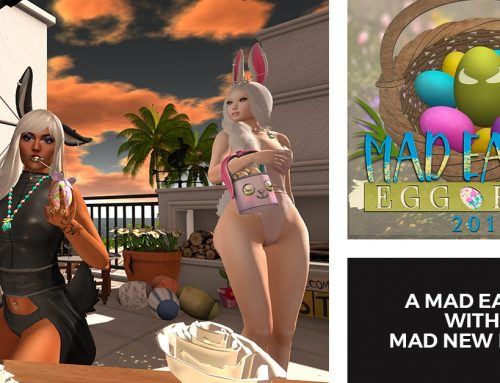 What happened During MadPea Easter Egg Hunt 2018