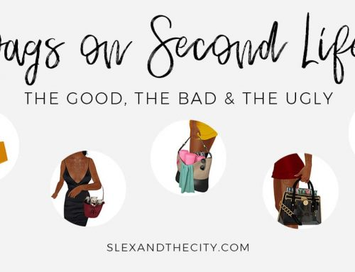 Second Life bags & handbags: is it asking too much?