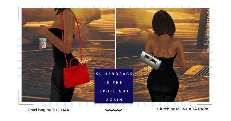 Second Life handbags in my spotlight again
