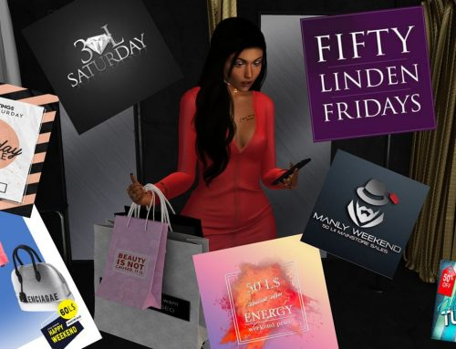 Are Second Life Sales Events worth it?