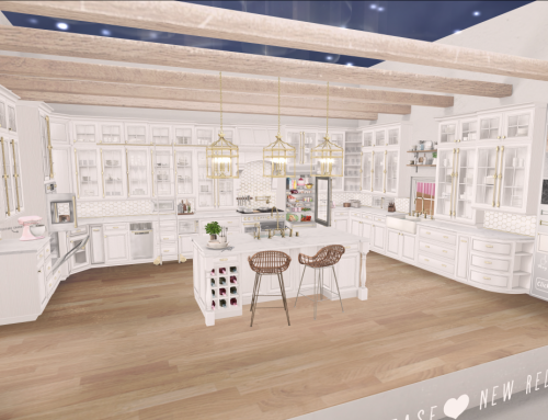 Which is the perfect kitchen in Second Life?