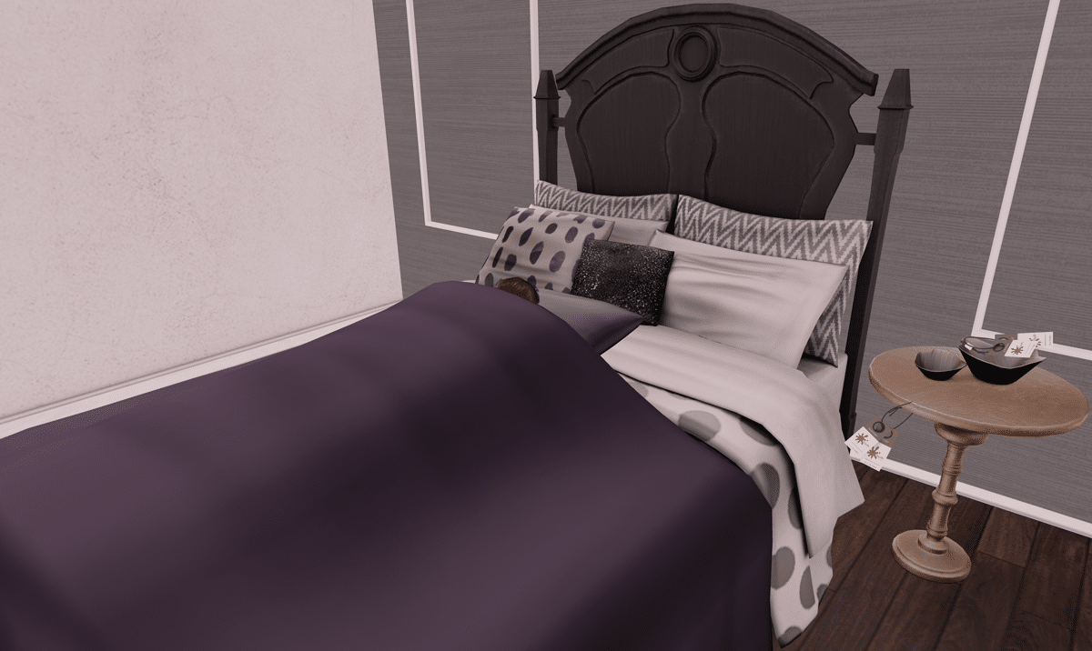 5 Best Options Second Life beds 'under the cover' sleeping